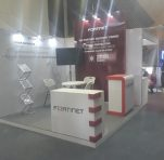 Fortnet stand - cyfence africa