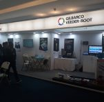 Gilberco stand - Oil and gas event