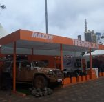 Maxxis Tyres custom stands