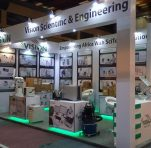 Vision Scientific Custom stand 2